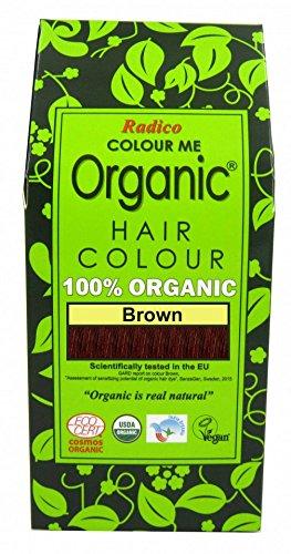Radico - Tinte vegetal orgánico para el...