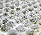 WWS ghiacciato inverno Erba 4 millimetri autoadesiva Statico Erba x 100 Tufts ICW004 - wws - amazon.it