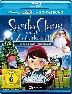 Santa Claus und der Zauberkristall 3D [3D Blu-ray]