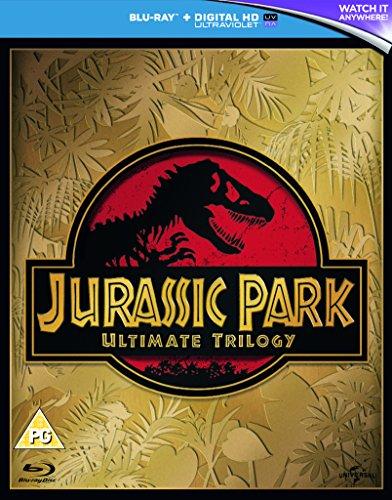 Jurassic Park Trilogy [Edizione: Regno Unito]