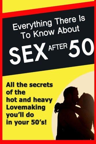 Sex after 50: blank journal sketchbook (50th Birthday Sex)