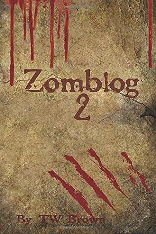 book cover of Zomblog II