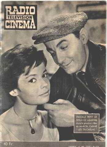 Revue radio cinema television n°434