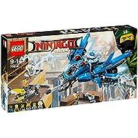 LEGO Ninjago - Ninjago Jet del rayo (70614)