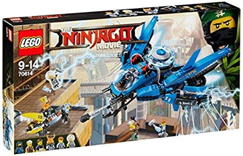 Spa 6 Jets (LEGO Ninjago 70614 - Jay's Jet Blitz)