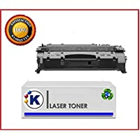 Konver K- CE505A Toner compatibile para- stampante LaserJet P2035. Ricambio