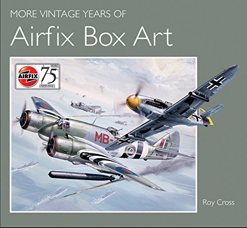 More Vintage Years of Airfix Box Art Cover Image
