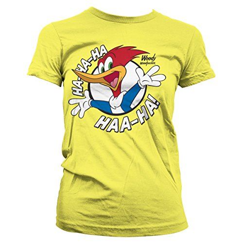 Woody Woodpecker THROUGH THE TREE Vintage Style T-Shirt KIDS Sizes 4 5//6 7
