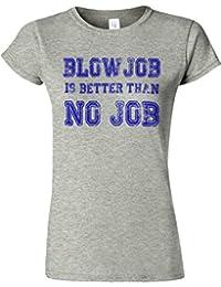 Mädchen blasen Jobs