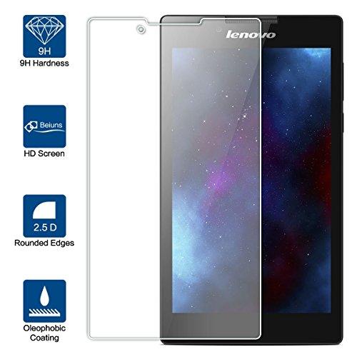Beiuns TPU gehärtetem Glas Displayschutzfolie für Lenovo