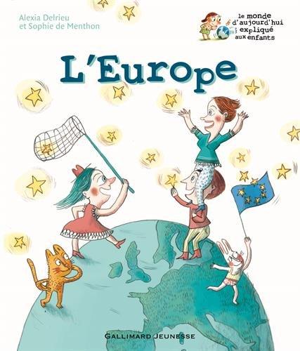 L'Europe par From Gallimard jeunesse