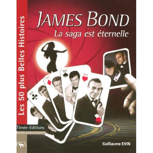 JAMES BOND, LA SAGA EST ETERNELLE