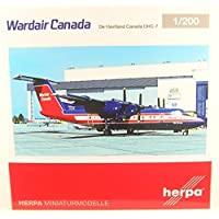 Herpa 558792Véhicule wardair de Havilland DHC-N1007–C de gxvf