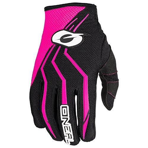 O'Neal Element Damen MX Handschuhe Schwarz Pink Motocross Enduro Offroad Quad MTB DH, 0392-7, Größe L