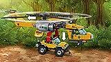 LEGO City 60162 Dschungel-Versorgungshubschrauber Vergleich