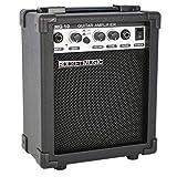 Rocket GA10E Amplificateur pour guitare 10 W RMS Noir