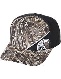 Metal Mulisha Men's Side Shot Curved Flexfit Hat