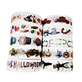 Leo's Choice 1,5cmX10m Halloween Themed Dekorative Washi Tape 10 Stk