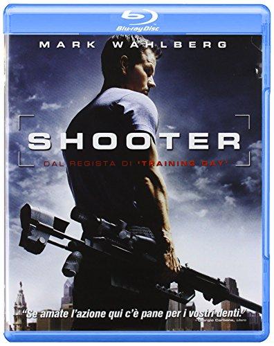 Preisvergleich Produktbild Shooter [Blu-ray] [IT Import]