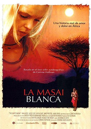 La masai blanca [Blu-ray]
