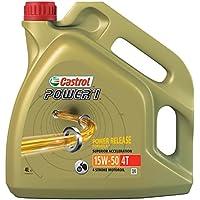 Castrol Power 1Racing 4T 15W50–Olio motore moto