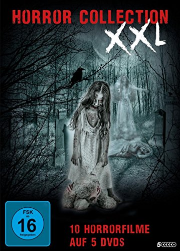 Horror Collection XXL (10 Horrorfilme auf 5 DVDs)