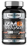 Iron Labs Nutrition, ZM6 Xtreme - 180 Vegetarian Capsules