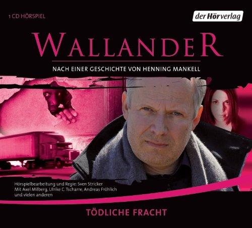 Buchseite und Rezensionen zu 'Tödliche Fracht' von Henning Mankell