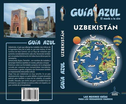 Uzbekistan: GUÍA AZUL UZBEKISTAN