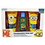 Minions Gift - Eau de Toilette 75 ml, Duschgel und Shampoo 2in1, 1er Pack (1 x 1 Stück)