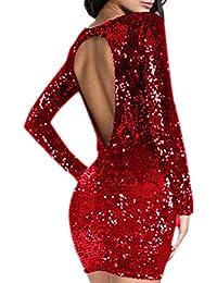 0df77f8d9af3f Amazon.it  brillantini - Vestiti   Donna  Abbigliamento