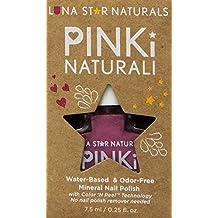 Pinki Naturali Nail Polish - Concord (Baby Purple) - .25 fl oz