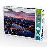 Ein Motiv aus dem Kalender Frankfurts Perspektiven 1000 Teile Puzzle quer