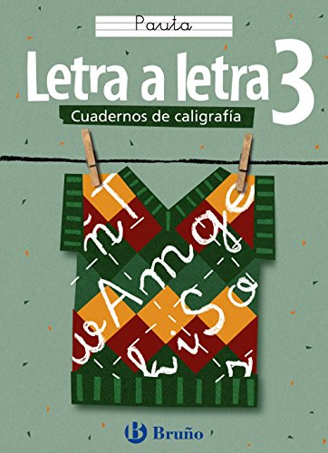 Caligrafía Letra a letra Pauta 3 (Castellano - Material Complementario - Caligrafía Letra A Letra) - 9788421634882 por Ramiro Cabello Sánchez