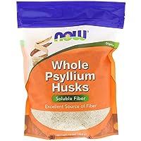 Now Foods, Whole Psyllium Husks, 16 oz (454 g)