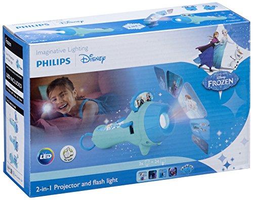 speel Goed 492966–Frozen Projector 2en 1–PHILIPS