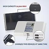 Everyday Mega Basics 20000 mAH de banque de puissance Dual Chargeur de batterie