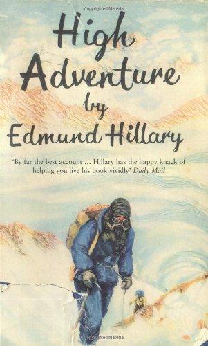 High Adventure por Edmund Hillary