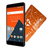 "Wileyfox Swift 2 - 5.0"" HD SIM Free 4G Dual SIM Smartphone with Screen Replacement Card - Midnight"