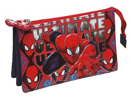 Portatodo Spiderman Marvel triple