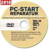 Computer START - BOOT - REPARATUR NOTFALL DVD - Fährt jeden Rechner wieder hoch ! NEU
