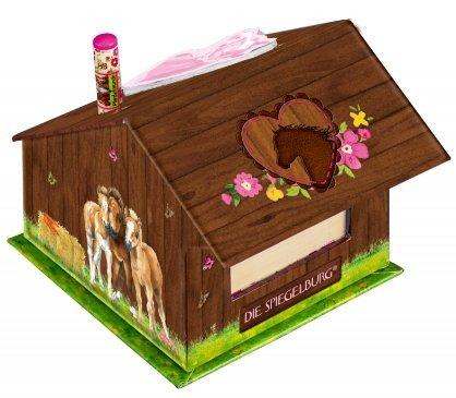 Die Spiegelburg 11668 Zettelbox