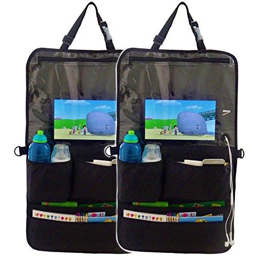 Auto-Rücksitz-Organizer & Tablet-Halter für Kinder (Amp Automotive)