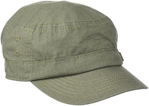 Quiksilver Herren 2 Renegade Military Cap, Dusty Olive, One Size (Brim Olive Cap)