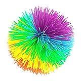 Aolvo - Pelotas de hilos, grandes 8 cm, coloridas bolas, pelotas de...