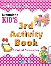 3rd Activity Book - General Awareness (Kid's Activity Books)