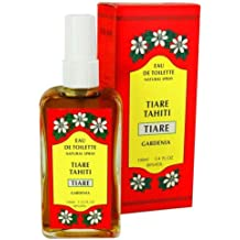Monoi Tiare Tahiti Eau De Toilette Natural Spray Gardenia -- 3.4 fl oz by Monoi Tiare Tahiti