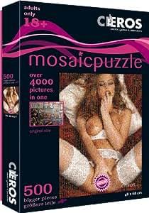 """Puzzle """"Sexy Moments"""" 500 pièces [Beauté et hygiène]"""