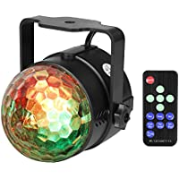 Party Lights Stage Lighting Disco DJ Christmas Gift Multi de Colored, Multi-colored light projector, wave light, stage lighting