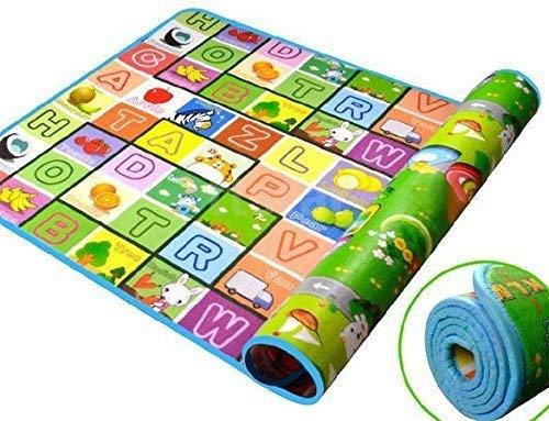 Imagen para StillCool Bebé Crawl Mat Niños Playmat Niño Que Juega Alfombra Picnic Blanke (200*180CM)